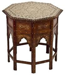 bone inlay side table fantastic moroccan side table with moroccan bone inlay side table