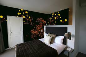 Cool Ideas For Bedroom Walls Traditionzus Traditionzus - Creative bedroom wall designs