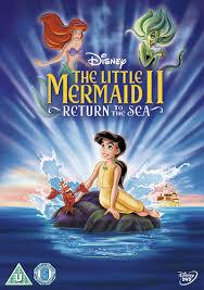 mermaid ii return sea dvd hmv store
