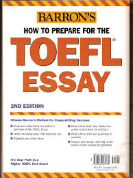 sample toefl essay questions toefl essay topic ppt toefl ibt writing steps to successful integrated writing