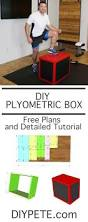 how to make a simple diy plyometric box for your home gym top