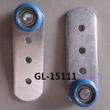Curtain Track Rollers China Curtain Sider Van Ball Bearing Pulley Roller Manufacturers