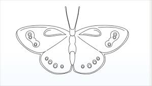 30 butterfly templates u2013 printable crafts u0026 colouring pages