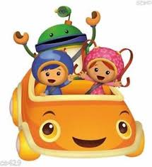 team umizoomi party supplies 8 team umizoomi geo milli bot umicar car character birthday wall
