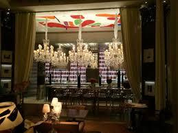restaurant la cuisine royal monceau la salle à manger superbe déco photo de la cuisine le royal