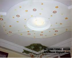 5 modern kids room gypsum ceilings designs beautiful interior design