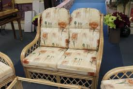 Buy Cane Sofa Set Online India Cottage Cane Conservatory Furniture 3 Piece Suite 2 Chairs And A
