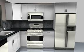 Grey Laminate Flooring B Q Kitchen Wall Units B U0026q White Leather Chair White L Shaped Bar