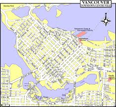 A Map Of Canada by Cool Map Of Vancouver Travelsmaps Pinterest Maps Maps Maps
