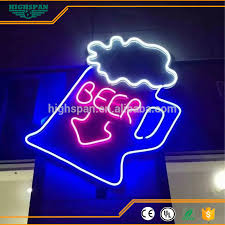 Neon Bar Lights Neon Beer Signs Neon Beer Signs Suppliers And Manufacturers At