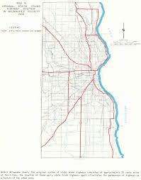 Map Of Southeastern Wisconsin by Books And Sewrpc Reports