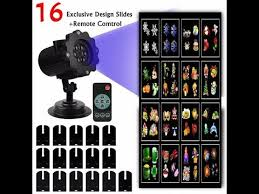 slong light led projector lights with skeleton slides l