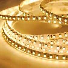 abi double density warm white flexible led strip light 600 leds