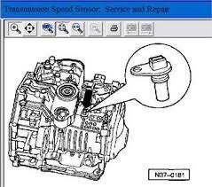 2002 hyundai elantra speed sensor where is the p0501 speed sensor located at on 2002 beetle fixya