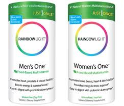 rainbow light men s one multivitamin review rainbow light multivitamin review