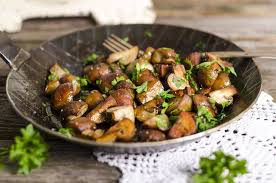 cuisine bordelaise recette cèpes à la bordelaise facile
