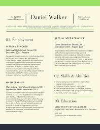 Resume For Educators 100 Resumes For Educators Professional Reflective Essay Writer