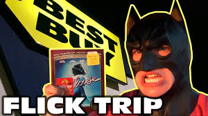 flick trip best buy batman and new blu ray movies youtube