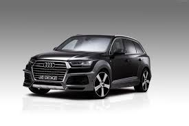 Audi Q7 Night Black - wallpaper audi q7 je design s line black cars u0026 bikes 10019
