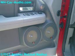Custom Fiberglass Doors Exterior Ford F150 Custom Fiberglass Door Panel Speaker Boomer Nashua