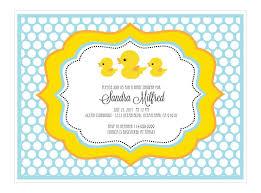 rubber duck invitations baby shower futureclim info