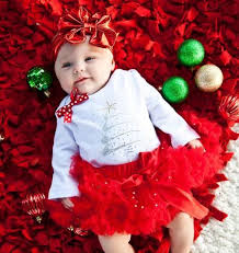 Get the fabulous baby girl christmas outfit  AcetShirt