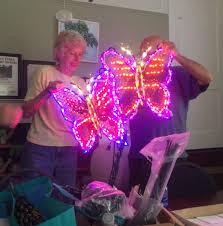 garden of lights illuminations committee 2017 heathcote
