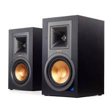 good home theater speakers r 15pm powered monitor speakers bluetooth u0026 vinyl ready klipsch