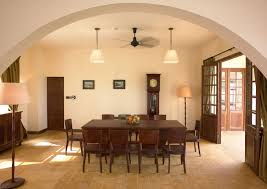Dining Room Wonderful Looking Living Dining Room Ceiling Fans With Lights Inspirations Including Living