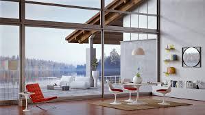 Barcelona Armchair Chair Saarinen Tulip Chair Es226 Classic Design Italia
