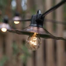 copper globe string lights cafe string lights clear a15 bulbs copper shades yard envy