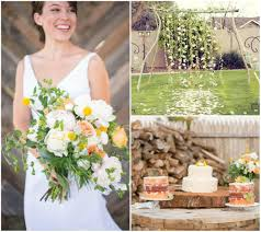 Rustic Backyard Wedding Ideas Rustic Wedding Ideas Archives Wedding Media