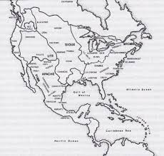 Map Of The United States And Mexico by Ecological Thought In North America U2013 Emergingterritories