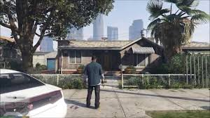 clinton residence grand theft auto 5 franklin s house clinton residence tour