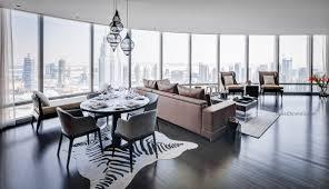 step inside this lovely 2 bedroom apartment in burj khalifa