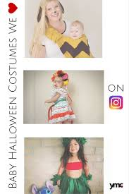 Looking For Halloween Costumes 12 Of The Most Adorable Halloween Babies On Instagram
