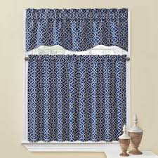 Grey Kitchen Curtains by Decorating Waverly Window Valances Coral Valance Curtains