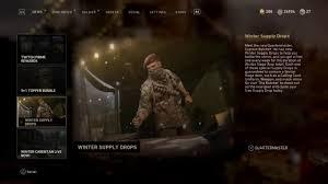 Patch 5 4 Siege Cod Wwii Winter Siege And Twitch Prime Partnership Rewards Info