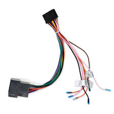 Nissan 350z Stereo Wiring Harness Online Buy Wholesale Wire Harness For Car Stereo From China Wire