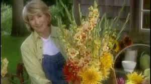 How To Make Flower Arra Video How To Make Gladiolus Flower Arrangements Martha Stewart