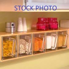 ikea kitchen canisters ikea canisters and jars ebay