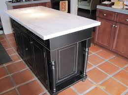 distressed black kitchen island kitchen appealing wooden feature black kitchen island on concrete