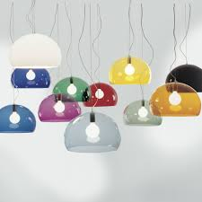 Inverted Bowl Pendant Light by Buy The Kartell Fly Light Utility Design