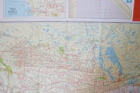 Northern United States Map by Vintage Canada Map Us Map Canada And Northern United States Map