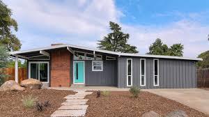 Shed Style Homes by Sacmodern Com Streng Homes Sacramento Eichler Sacramento