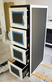 Home Filing Cabinet File Cabinet Makeover Design Improvised