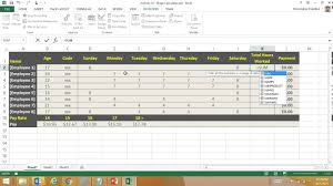 Creating Templates In Excel Creating A Macro Enabled Template In Excel