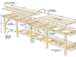modular workbench family handyman modular woodworking bench