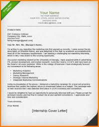 internship covering letter sle internship cover letter sle intern cover lettercover