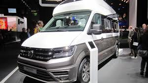 volkswagen concept van volkswagen supersizes california camper with xxl concept